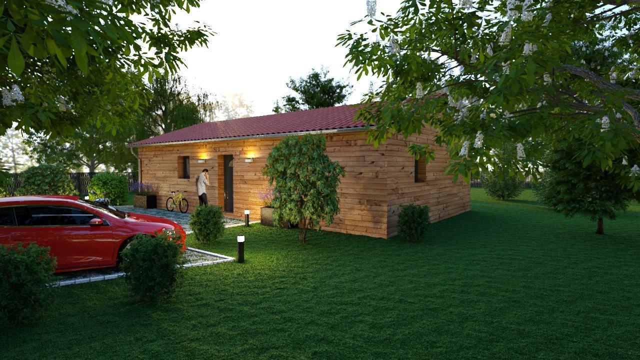 Construction bois location